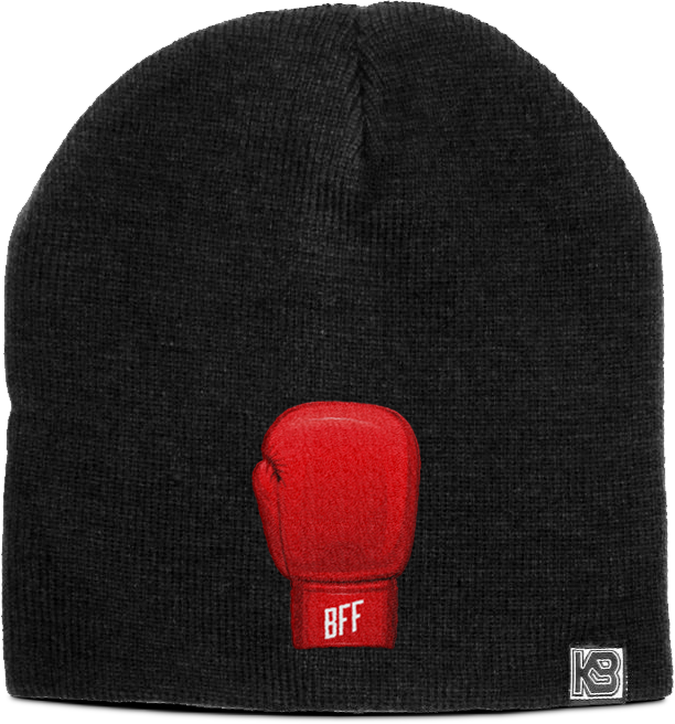 fff323257 Boxing For Fitness Glove Winter Beanie